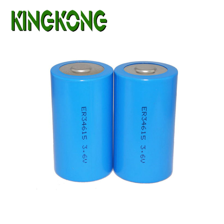Toshiba ER6V/3.6V Lithium PLC Battery in Factory Bag Electronics ...
