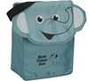 Kids Small Insulated Lunch Box Bag With Shoulder Strap