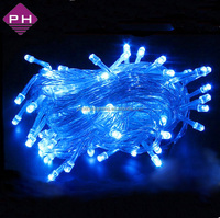 10m 100l Ip44 Led Festival Lights Steady Connectable Pvc Cable ...