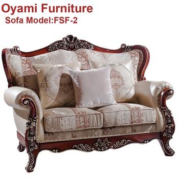 Solid Beech Italian Design Stan Antique Sofa Furniture Designs