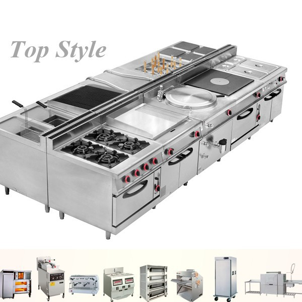 2017 High Quality Industrial Kitchen Equipment - Buy Industrial ...