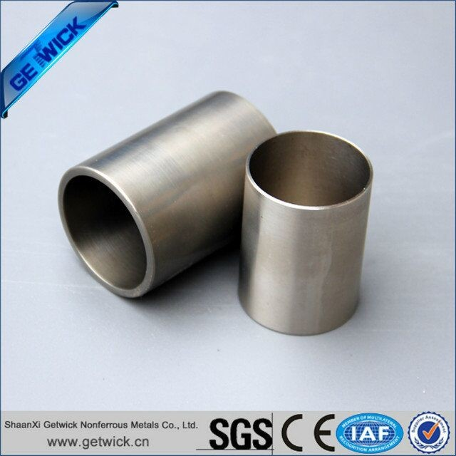 High Melting Tungsten Crucible for Vacuum Evaporation