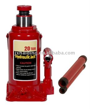 20 Ton Truck And Car Lifting Hydraulic Bottle Jack - Buy Jack,Hydraulic 25 Ton,Bottle For Trucks Product on Alibaba.com