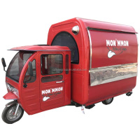 Mobile kitchen snack food cart, hot dog burger trailers, best mobile coffee trailer