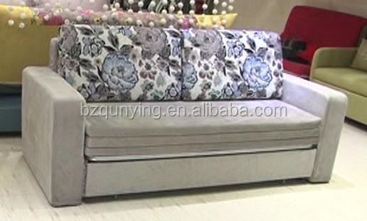 Full Size Futon Sofa Bed Steel Frame