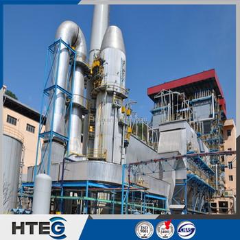 Hohe Thermische Effizienz Kraftwerk 260 T/h Zirkulierenden ...
