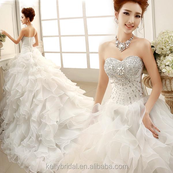 98f380ee18 ZM 16113 heavy beaded off-shoulder European style wedding dresses romantic  big ruffle vintage inspired bridal gowns, View kebaya modern wedding gown  ...