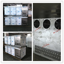 portable commercial blast freezer / chiller work bench refrigerator