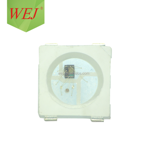 IC buit-in 5050 RGB smd led WS2812B led