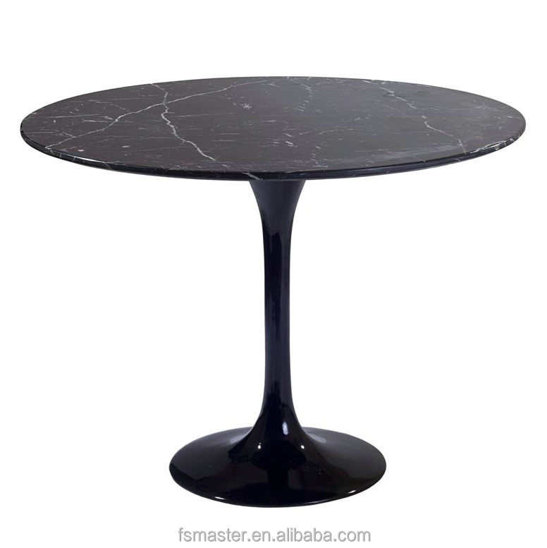2018 American style FRP tulip round <strong>table</strong> for outdoor leisure <strong>table</strong>