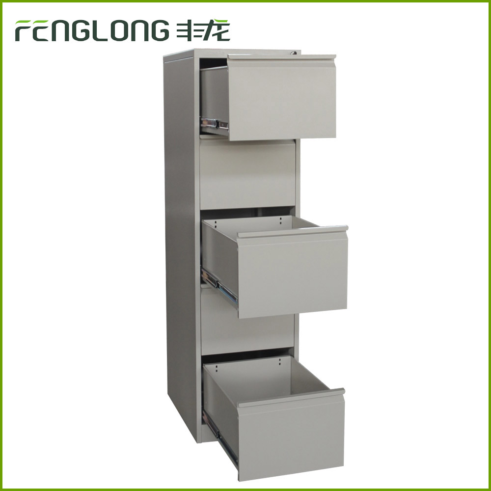5 drawers office furniture elegant design customized vertical metal file cabinet