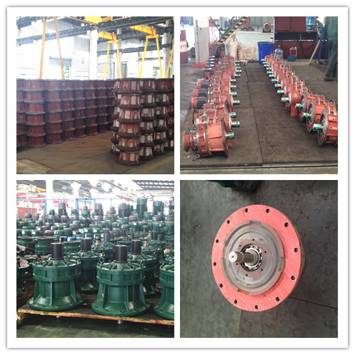 Cycloidal gear reducer durst wheel gearbox