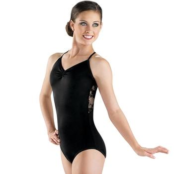 Girls/adult Gymnastics Leotards/training Dancewear Eplt-004