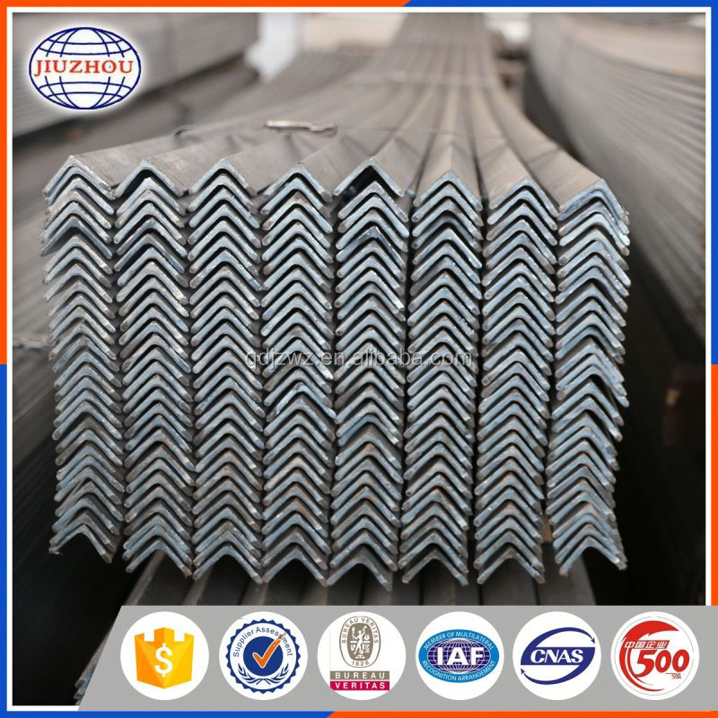 Online Shopping Hot Rolled Low Carbon Equal Steel Angle Standard Sizes