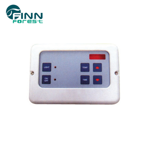 Sauna steam shower control panel, digital controller steamer