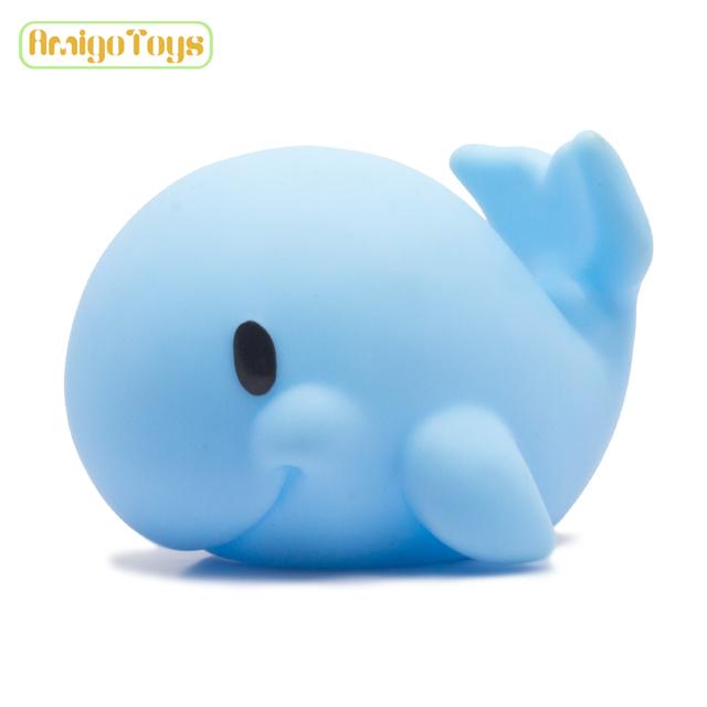 OEM PVC Bath Play Toy Mini Figures Gift Sets Toy Baby Set