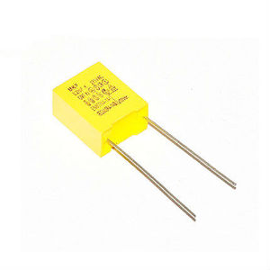 Safety film mkp x2 capacitor 275V 224K 0.22UF 220NF pin pitch 10mm