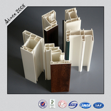 Excellent performance upvc profiles, Global export china top upvc profiles manufacturer