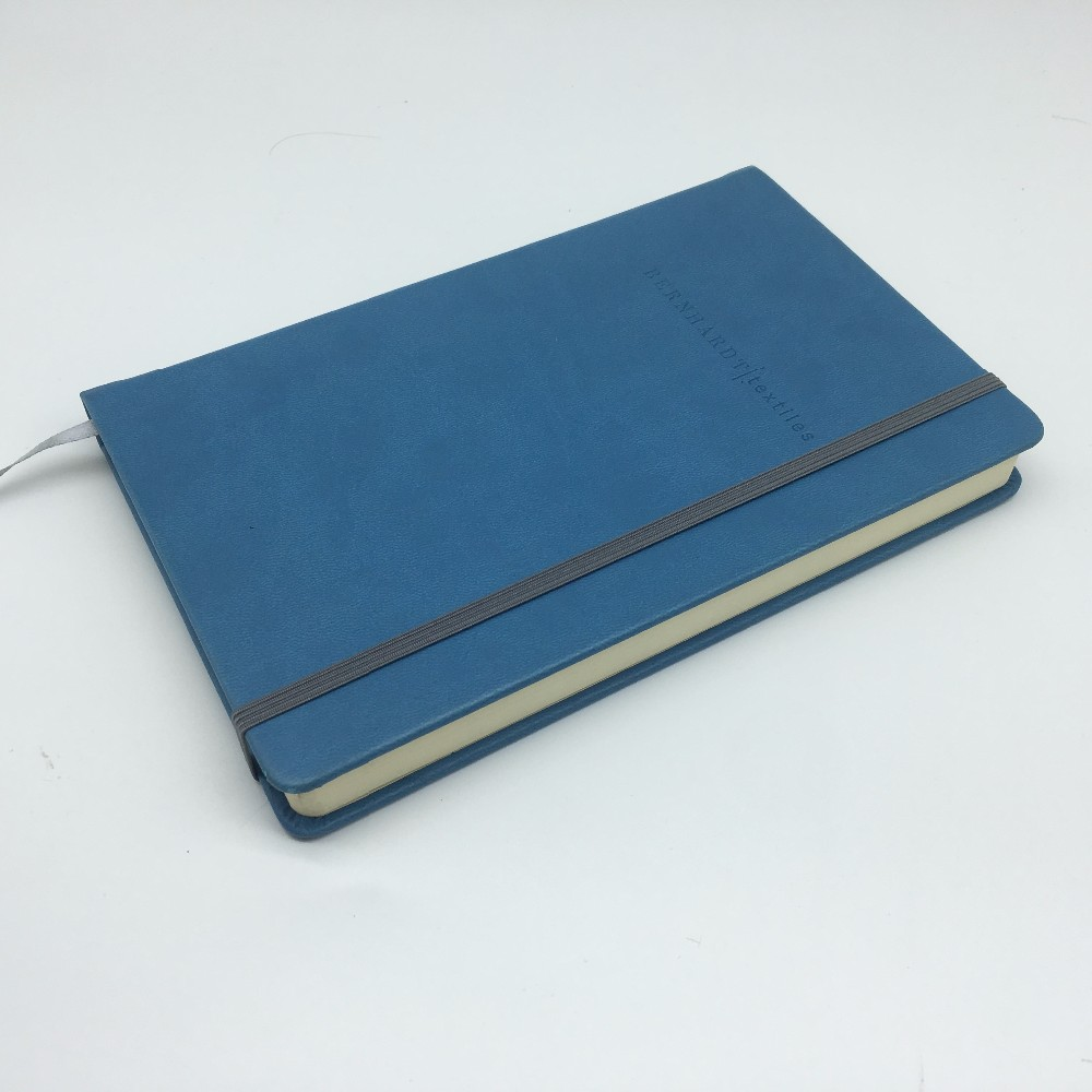 Personalisierte hardcover Mini Projekt blank recycled notebook