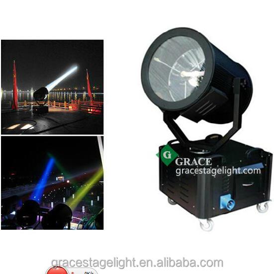 4kw Outdoor Search Light Jail Lighting