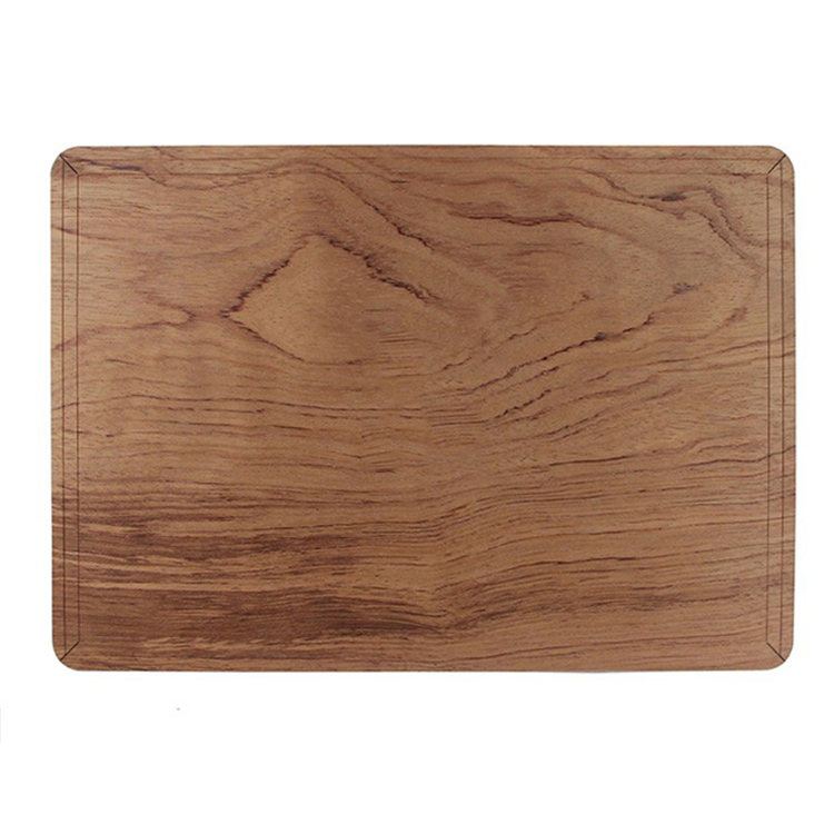 Quality best selling real wood for macbook pro sticker skin