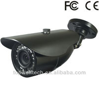Analog CCTV 80M Night vision waterproof 1/3inch Sony CCD Camera 700tvl IR 1200tvl cctv camera