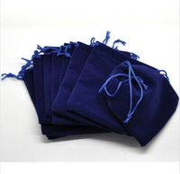 Wholesale high quality environmental protection velvet dust bag