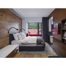 Classic 5 Bintang Foshan <span class=keywords><strong>Kustom</strong></span> Hotel Bedroom Furniture Komersial Bed Set dan Tempat <span class=keywords><strong>Tidur</strong></span> Hotel Furniture