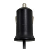 mini 5V2.4A USB car charger with the cable for mobile
