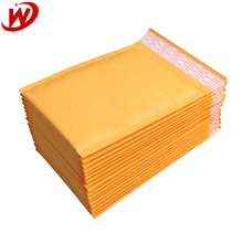 China Suppliers Wholesales Custom High Quality Cheap Kraft Bubble Cushioned Envelope With Window
