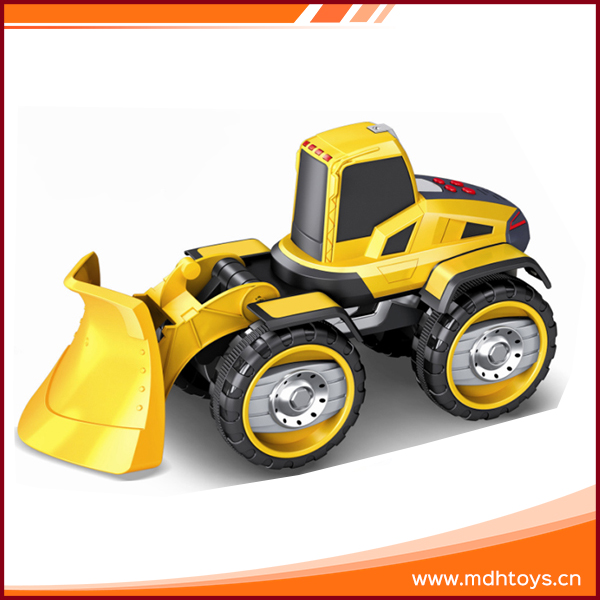 ABS 4 wd power truck toy for kid construction toy trucks toy dump truck