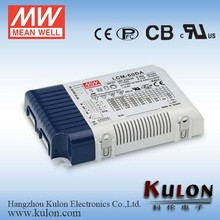 DALI Meanwell LCM-60DA indoor 60W 700mA push dimming LED Driver
