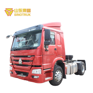 Factory price good quality sinotruk howo 4x2 all wheel drive tractor truck low price sale