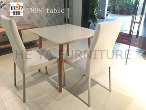 New home furniture wooden high gloss table T888