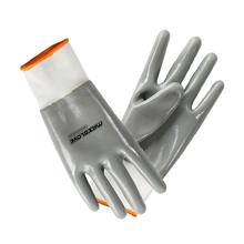 Flexible Comfortable nitrile coated glove