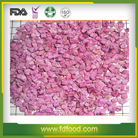 Wholesale Pure Natural Food FD Vegetable Freeze Dried Purple Potato