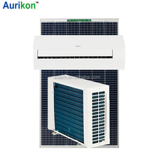 Hot Selling 12000BTU-48000BTU solar split wall mounted air conditioners with DC Inverter Brushless Compressor
