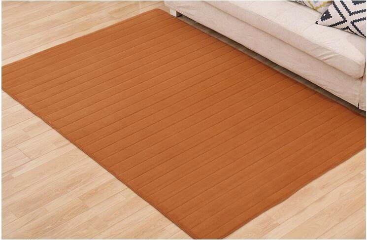 2PCS Set Carpet Coral Velvet Pad Carpet Floor Mat Carpet And Rug For  Bathroom Kitchen Non-slip Mat Door Carpet Mat Alfombras - us230 45d09f0e3614