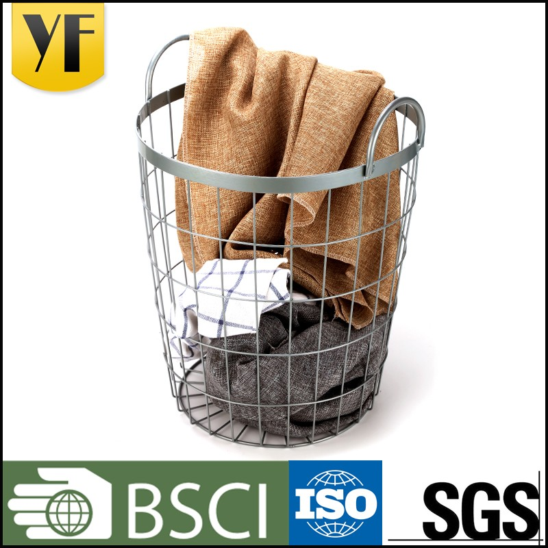 Cheap stainless steel wire mesh basket wholesale