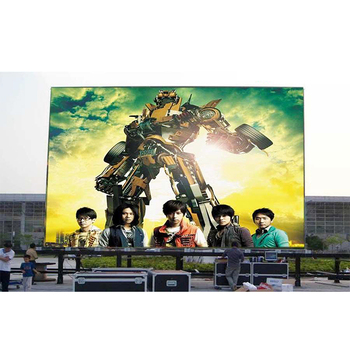 3-year warranty Professional factory for LED display outdoor advertising led display screen prices p10 outdoor