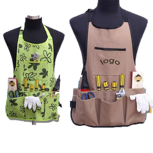 NEW Wear-resistant Garden Cleaner Apron Polyester Apron