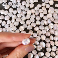 Wholesale white baroque freshwater loose pearls