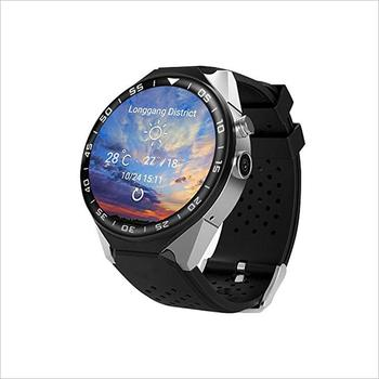 3G S99C Android Smart Watch 1GB RAM 16GB ROM Pedometer Heart Rate Wifi GPS SIM Swimming Smartwatch for Android OS
