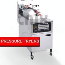 Electric Fried Chips Machine/henny penny electric chicken pressure fryer