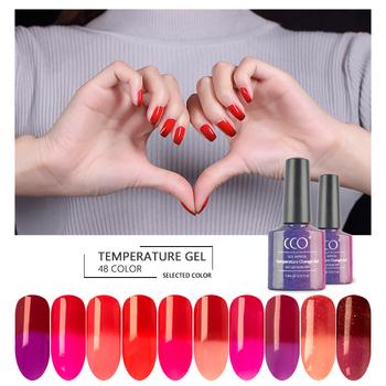 Cco 72 Colors Changing Mood Nails Bulk Nail Polish - Buy Color ...