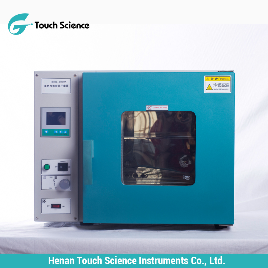 High Efficiency Blast Air Drying Oven for Lab Heat Treatment