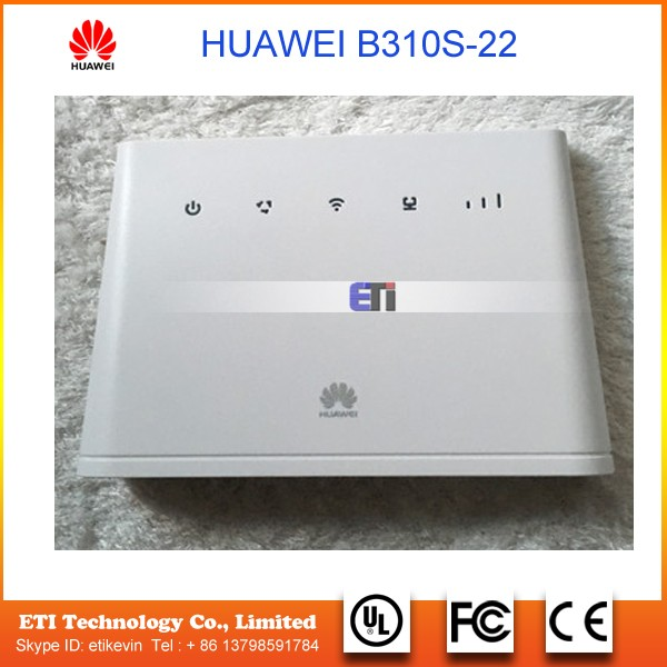 Unlocked Huawei B310 4G wireless gateway 4G LTE CPE 150mbps support 32 device
