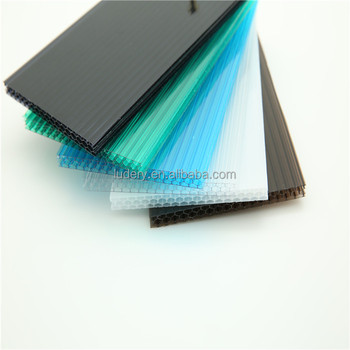 Wholesale Thickness 20mm Polycarbonate Skylight Roofing ...