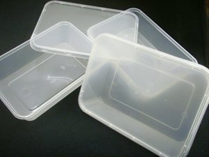 P-Life USA Totally Oxo-Biodegradable Plastic Container - First ASTM D6954 certified product