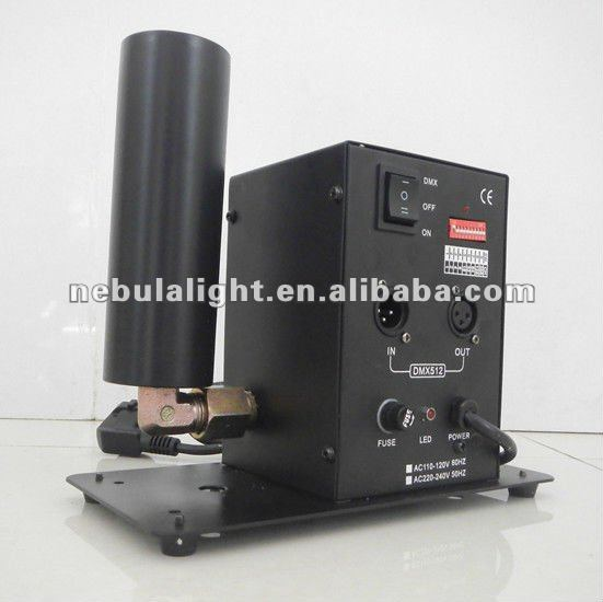 hot selling co2 jet stage effect machine